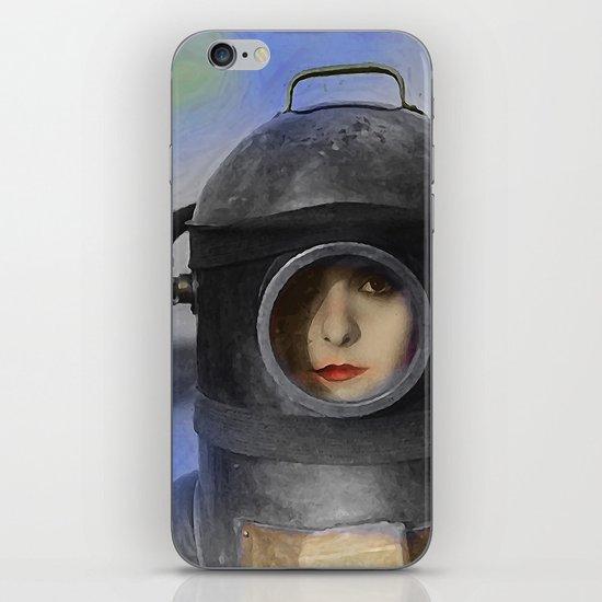 Heroine iPhone & iPod Skin