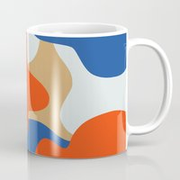 chill Mugs featuring Chill by Tra Dao