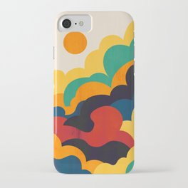 Cloud nine iPhone Case