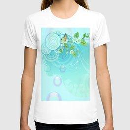 Contemporary Butterflies T-shirt