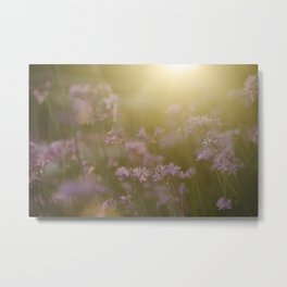 Reassurance (Magic Garden Series) Metal Print