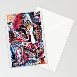 Buried Alive Stationery Cards