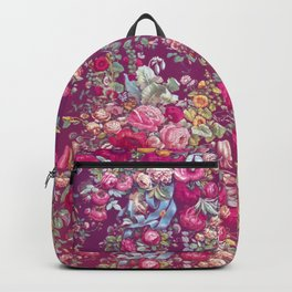 """Eternal spring"" - The bouquet Backpack"