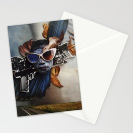 Restless Spirit | Collage Stationery Cards