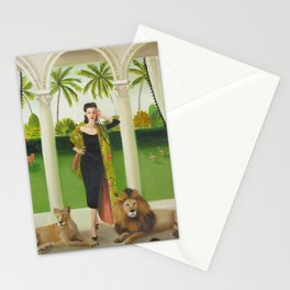 The Villainess Stationery Cards