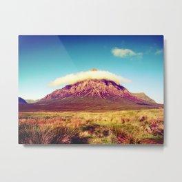 Buachaille Etive Mòr, scotland. Metal Print