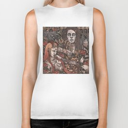 Demons In Colour Biker Tank
