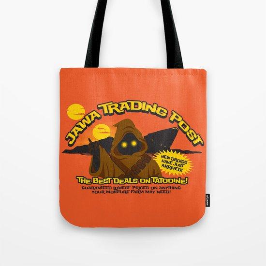 Jawa Trading Post Tote Bag
