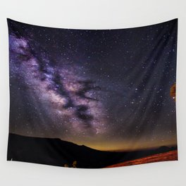 The Route to the Milkyway Wall Tapestry
