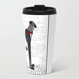 Hopeless Romantic Travel Mug