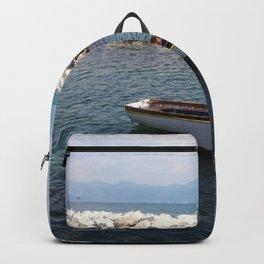 Naples' Boat Backpack