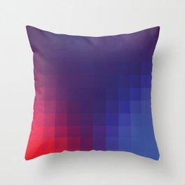 *PIXEL_PATTERN_6 Throw Pillow