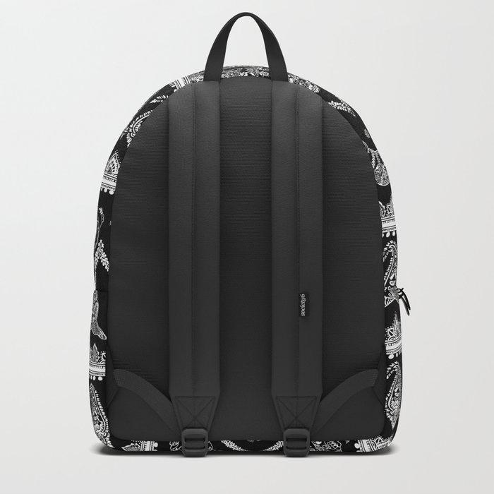 Boho of Pug Backpack
