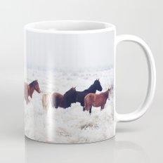 Winter Horseland Mug
