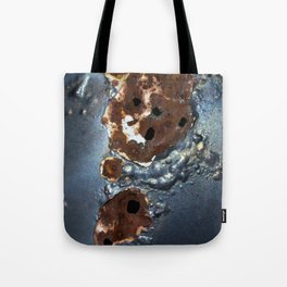 Metal Earth Tote Bag