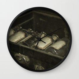 Flasks Wall Clock