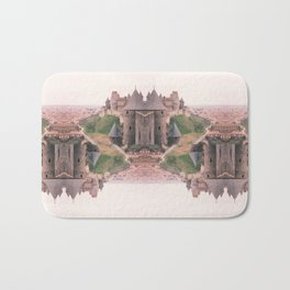 Chateau Photographic Pattern #1 Bath Mat