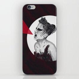 Black Swan IV iPhone Skin
