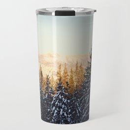 Winter Wonderland Travel Mug