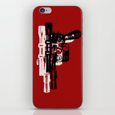 Blaster II iPhone & iPod Skin