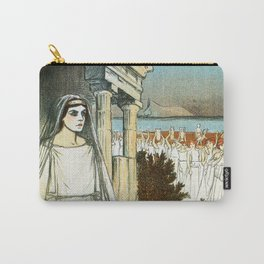 French opera ad Greek myth Helle 1896 Carry-All Pouch