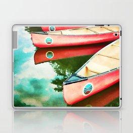 Lake Reflections Laptop & iPad Skin