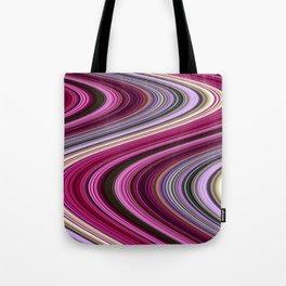 Spring Swirl Tote Bag