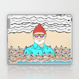 This is an Adventure Laptop & iPad Skin