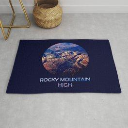 Rocky Mountain High Rug