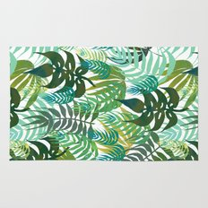 LOST - In the jungle Rug