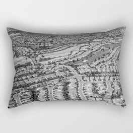 Ticky Tacky Rectangular Pillow