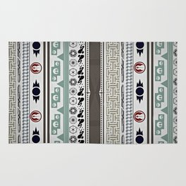 Tribal Print (Inspired by Star Wars) Rug