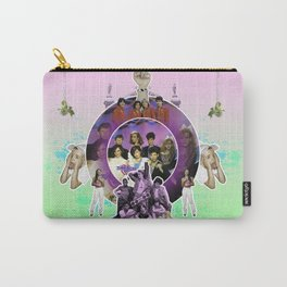 Madonna with kids Carry-All Pouch