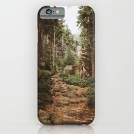 Table Mountains - Landscape and Nature Photography iPhone Case