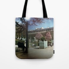 Jardin du Palais Royal, Paris Tote Bag