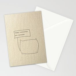 Happy graduation Stationery Cards
