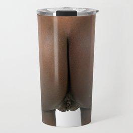 Beautiful Bare Petite Female Buttocks Travel Mug