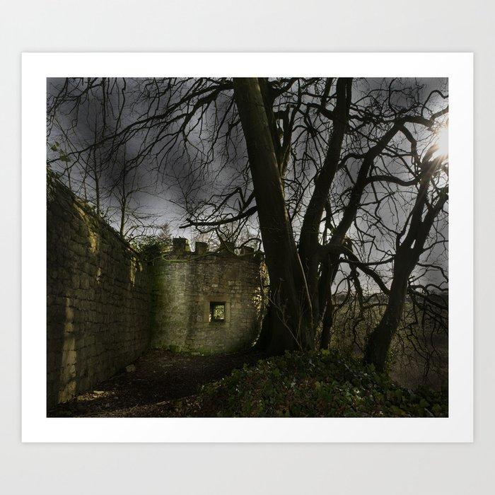 Castles in my Mind Art Print