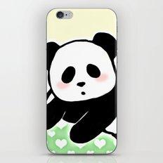Read panda a story iPhone & iPod Skin