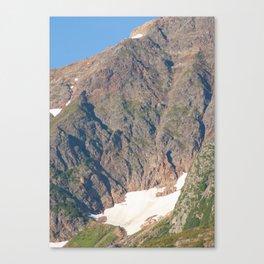 Rocky Ridges Canvas Print