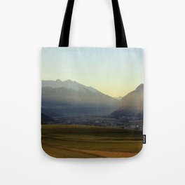 Innsbruck Tote Bag