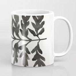 Black Fern Coffee Mug