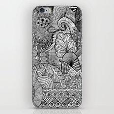 Doodle 3 iPhone Skin