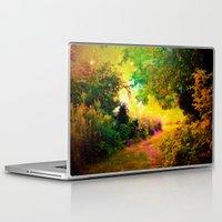 heaven Laptop & iPad Skins featuring HEAVEN by 2sweet4words Designs