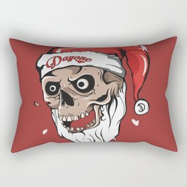 Hello Christmas Rectangular Pillow