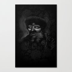 The Ghost of Ivan The Terrible Canvas Print