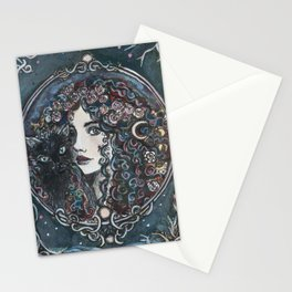Rosa Lune Stationery Cards