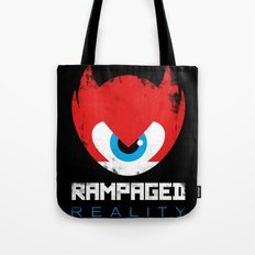 Rampaged Reality Tote Bag