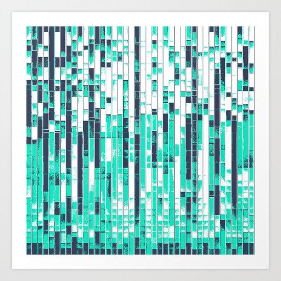 glx_arcxytyxyr Art Print