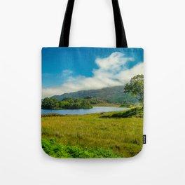 In a Highland Glen 3 Tote Bag